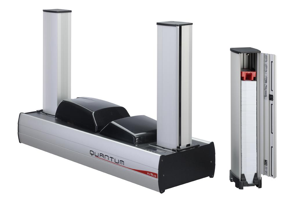 Evolis Quantum card printer