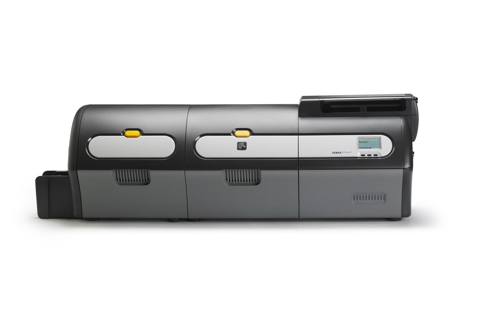 ZXP Series 7 with Laminator Front
