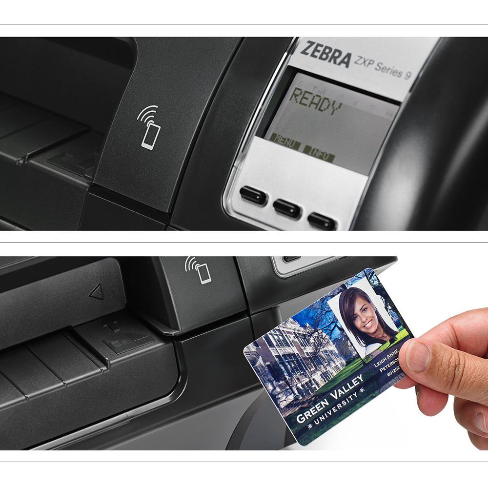 ZXP Series 9-card-upclose
