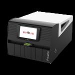 privelio-printer-of-evolis-side-view-with-a-card